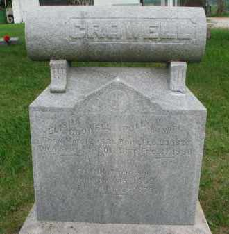 CROWELL, FRANK - Burt County, Nebraska | FRANK CROWELL - Nebraska Gravestone Photos