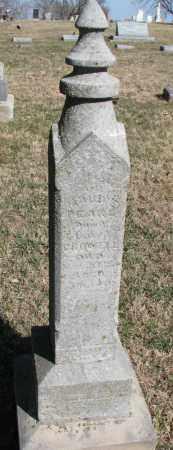 CROWLEY, MINNIE PEARL - Burt County, Nebraska   MINNIE PEARL CROWLEY - Nebraska Gravestone Photos