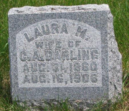 DARLING, LAURA M. - Burt County, Nebraska | LAURA M. DARLING - Nebraska Gravestone Photos