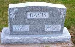 DAVIS, CLARICE - Burt County, Nebraska | CLARICE DAVIS - Nebraska Gravestone Photos