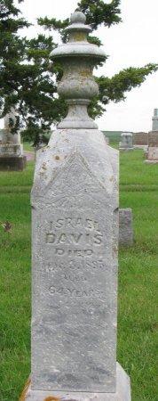 DAVIS, ISRAEL - Burt County, Nebraska | ISRAEL DAVIS - Nebraska Gravestone Photos