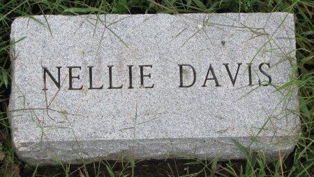 DAVIS, NELLIE - Burt County, Nebraska | NELLIE DAVIS - Nebraska Gravestone Photos