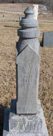 DAVIS, TINA N. - Burt County, Nebraska | TINA N. DAVIS - Nebraska Gravestone Photos