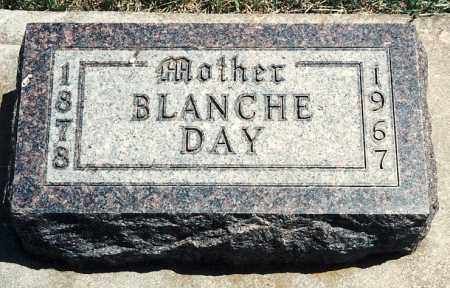 DAY, BLANCHE - Burt County, Nebraska | BLANCHE DAY - Nebraska Gravestone Photos