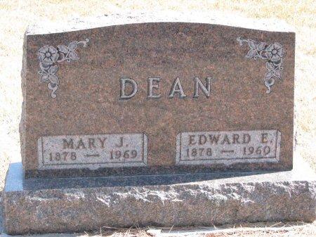 DEAN, MARY JOSEPHINE - Burt County, Nebraska | MARY JOSEPHINE DEAN - Nebraska Gravestone Photos
