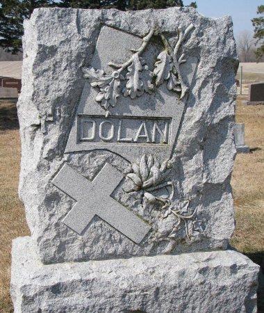 DOLAN, *FAMILY MONUMENT - Burt County, Nebraska | *FAMILY MONUMENT DOLAN - Nebraska Gravestone Photos