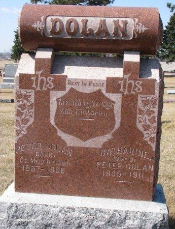 DOLAN, CATHARINE - Burt County, Nebraska | CATHARINE DOLAN - Nebraska Gravestone Photos