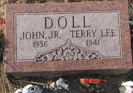 DOLL, JOHN, JR. - Burt County, Nebraska | JOHN, JR. DOLL - Nebraska Gravestone Photos