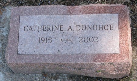 NEITZEL DONOHOE, CATHERINE ANNABELLE - Burt County, Nebraska | CATHERINE ANNABELLE NEITZEL DONOHOE - Nebraska Gravestone Photos