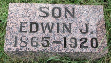 DOOLITTLE, EDWIN J. - Burt County, Nebraska | EDWIN J. DOOLITTLE - Nebraska Gravestone Photos