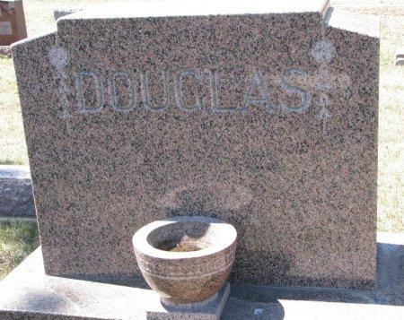 DOUGLAS, *FAMILY MONUMENT - Burt County, Nebraska | *FAMILY MONUMENT DOUGLAS - Nebraska Gravestone Photos