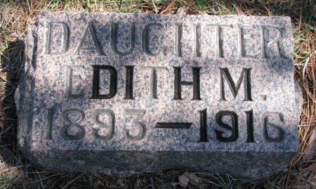DOUGLAS, EDITH M. - Burt County, Nebraska   EDITH M. DOUGLAS - Nebraska Gravestone Photos
