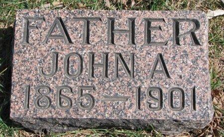 DOUGLAS, JOHN A. - Burt County, Nebraska | JOHN A. DOUGLAS - Nebraska Gravestone Photos