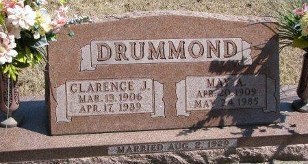 DRUMMOND, MAY A. - Burt County, Nebraska   MAY A. DRUMMOND - Nebraska Gravestone Photos