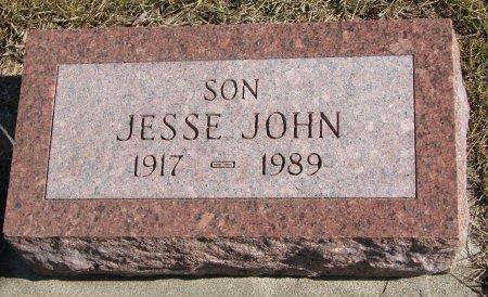 DRUMMOND, JESSE JOHN - Burt County, Nebraska | JESSE JOHN DRUMMOND - Nebraska Gravestone Photos