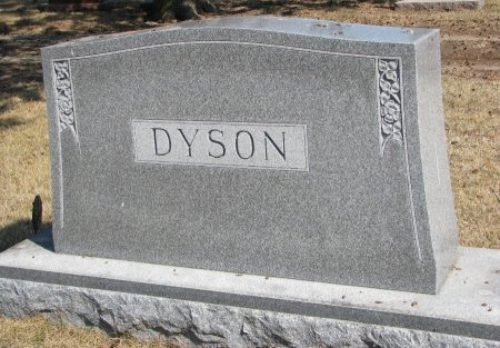 DYSON, *FAMILY MONUMENT - Burt County, Nebraska | *FAMILY MONUMENT DYSON - Nebraska Gravestone Photos