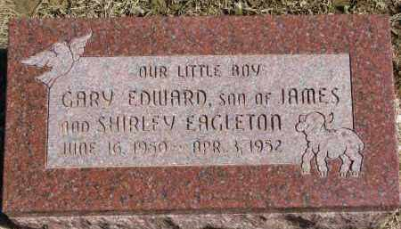 EAGLETON, GARY EDWARD - Burt County, Nebraska   GARY EDWARD EAGLETON - Nebraska Gravestone Photos