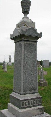 ECKLEEN, A.P. - Burt County, Nebraska   A.P. ECKLEEN - Nebraska Gravestone Photos