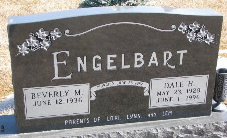 ENGELBART, BEVERLY M. - Burt County, Nebraska | BEVERLY M. ENGELBART - Nebraska Gravestone Photos