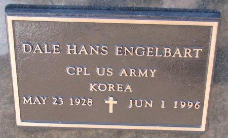 ENGELBART, DALE HANS (MILITARY) - Burt County, Nebraska | DALE HANS (MILITARY) ENGELBART - Nebraska Gravestone Photos