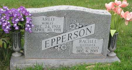 EPPERSON, ARLO - Burt County, Nebraska | ARLO EPPERSON - Nebraska Gravestone Photos
