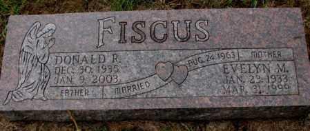 FISCUS, DONALD P. - Burt County, Nebraska | DONALD P. FISCUS - Nebraska Gravestone Photos