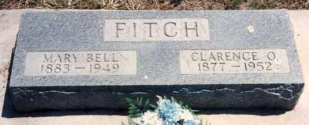 FITCH, MARY BELLE - Burt County, Nebraska | MARY BELLE FITCH - Nebraska Gravestone Photos
