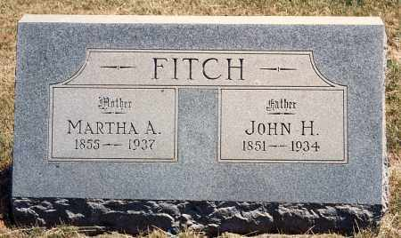 FITCH, JOHN H. - Burt County, Nebraska | JOHN H. FITCH - Nebraska Gravestone Photos