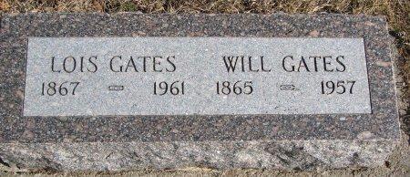 GATES, WILL - Burt County, Nebraska | WILL GATES - Nebraska Gravestone Photos
