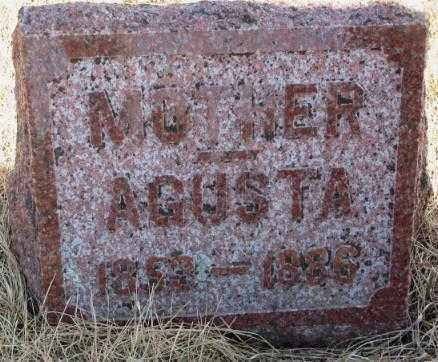GATZEMEYER, AGUSTA - Burt County, Nebraska   AGUSTA GATZEMEYER - Nebraska Gravestone Photos