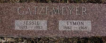 GATZEMEYER, TYMON - Burt County, Nebraska | TYMON GATZEMEYER - Nebraska Gravestone Photos