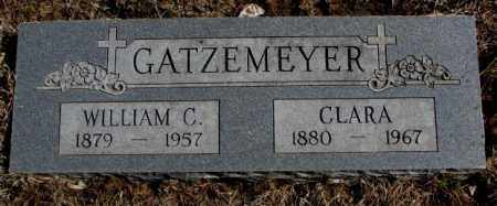 GATZEMEYER, CLARA - Burt County, Nebraska | CLARA GATZEMEYER - Nebraska Gravestone Photos