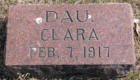 GOULD, CLARA - Burt County, Nebraska | CLARA GOULD - Nebraska Gravestone Photos