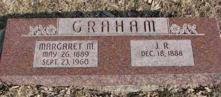 GRAHAM, J.R. - Burt County, Nebraska | J.R. GRAHAM - Nebraska Gravestone Photos