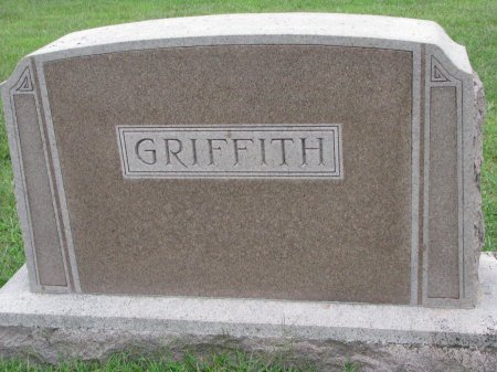 GRIFFITH, *FAMILY MONUMENT - Burt County, Nebraska | *FAMILY MONUMENT GRIFFITH - Nebraska Gravestone Photos