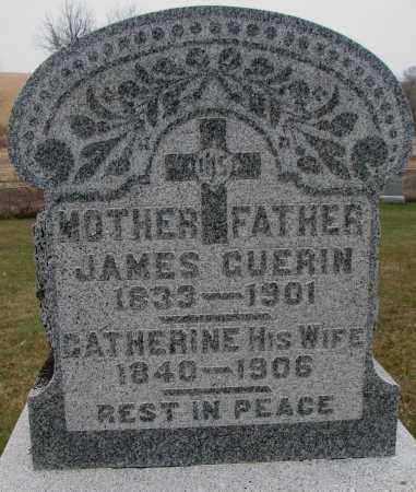 GUERIN, CATHERINE - Burt County, Nebraska | CATHERINE GUERIN - Nebraska Gravestone Photos