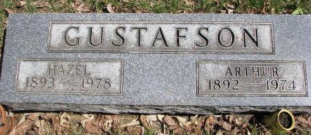 GUSTAFSON, ARTHUR - Burt County, Nebraska   ARTHUR GUSTAFSON - Nebraska Gravestone Photos