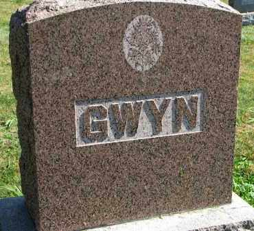 GWYN, FAMILY STONE - Burt County, Nebraska | FAMILY STONE GWYN - Nebraska Gravestone Photos