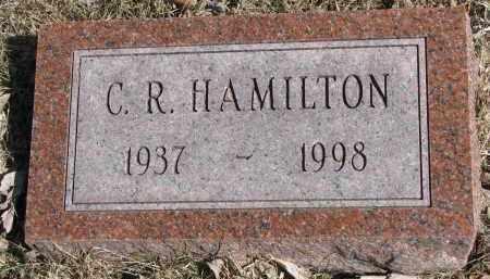 HAMILTON, C.R. - Burt County, Nebraska | C.R. HAMILTON - Nebraska Gravestone Photos