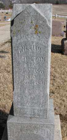 HAMILTON, WILLIAM - Burt County, Nebraska | WILLIAM HAMILTON - Nebraska Gravestone Photos