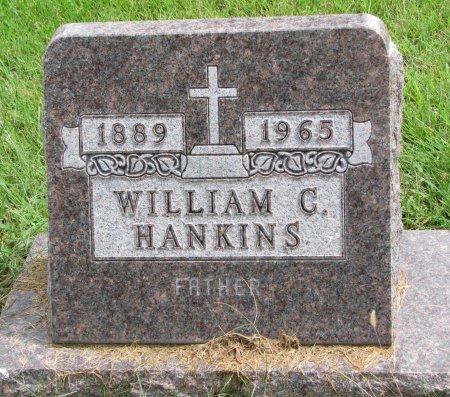 HANKINS, WILLIAM C. - Burt County, Nebraska | WILLIAM C. HANKINS - Nebraska Gravestone Photos