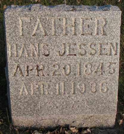HANSEN, HANS JESSEN - Burt County, Nebraska   HANS JESSEN HANSEN - Nebraska Gravestone Photos