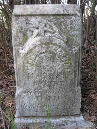 HANSEN, HAROLD MARTIN - Burt County, Nebraska   HAROLD MARTIN HANSEN - Nebraska Gravestone Photos