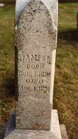 HANSON, JAMES RAY - Burt County, Nebraska | JAMES RAY HANSON - Nebraska Gravestone Photos