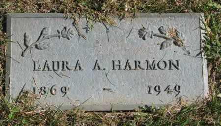 HARMON, LAURA A. - Burt County, Nebraska | LAURA A. HARMON - Nebraska Gravestone Photos