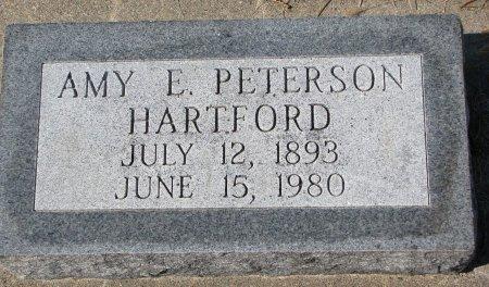 HARTFORD, AMY E. - Burt County, Nebraska   AMY E. HARTFORD - Nebraska Gravestone Photos