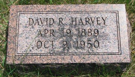 HARVEY, DAVID R. - Burt County, Nebraska   DAVID R. HARVEY - Nebraska Gravestone Photos