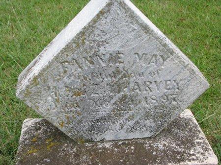 HARVEY, FANNIE MAY - Burt County, Nebraska   FANNIE MAY HARVEY - Nebraska Gravestone Photos