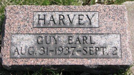 HARVEY, GUY EARL - Burt County, Nebraska   GUY EARL HARVEY - Nebraska Gravestone Photos