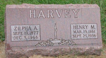 HARVEY, HENRY M. - Burt County, Nebraska | HENRY M. HARVEY - Nebraska Gravestone Photos